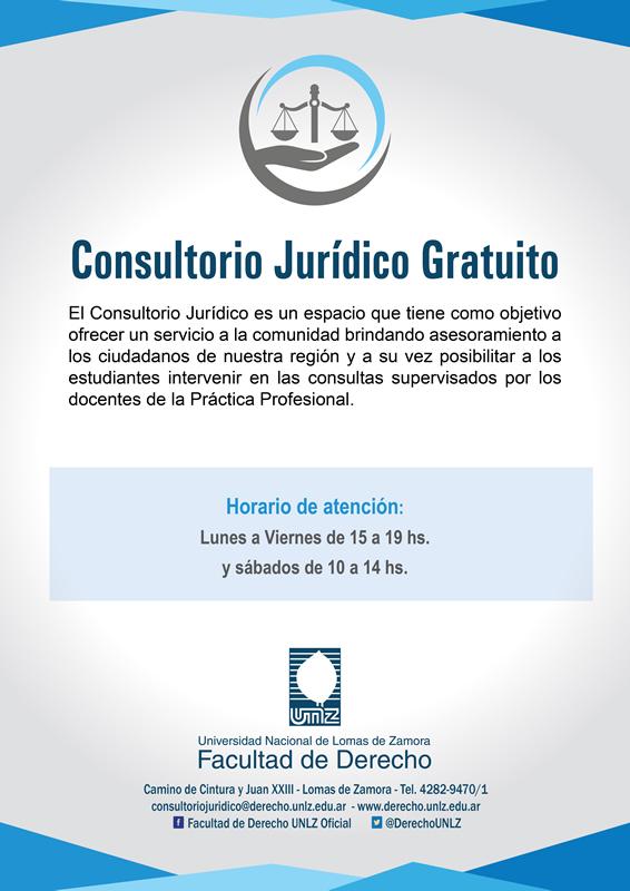 Reanudación del Consultorio Jurídico y novedades en la Práctica Forense