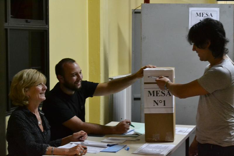 Elecciones del Claustro Estudiantil