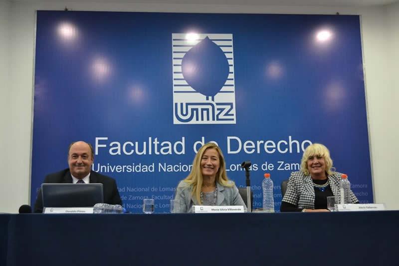 Jornada Preparatoria del Congreso Internacional de Derecho de las Familias, Niñez y Adolescencia