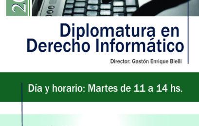 Diplomatura en Derecho Informático