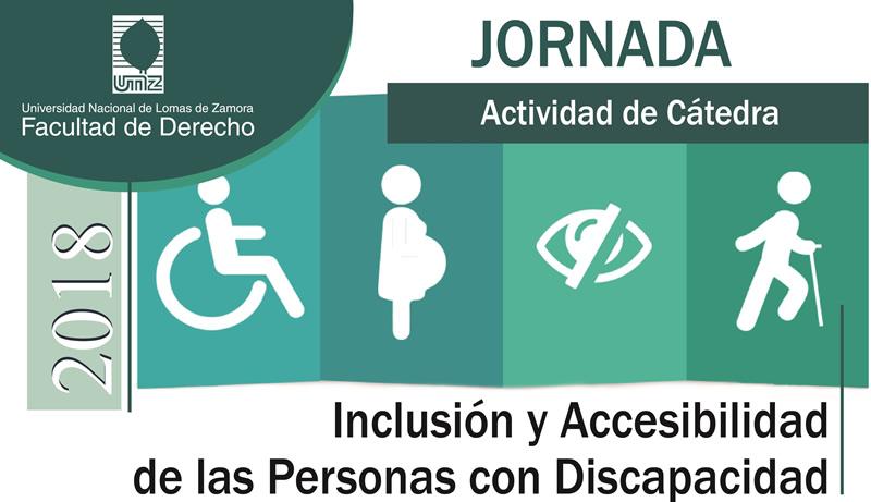 Jornada sobre Inclusión y Accesibilidad de las Personas con Discapacidad