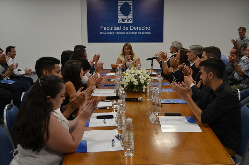 María Fernanda Vazquez fue reelecta como decana de nuestra Facultad