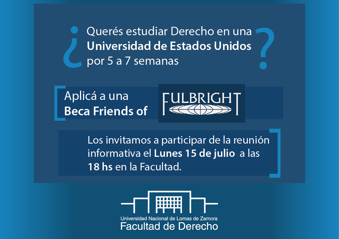 """Becas """"Friends of Fulbright"""""""