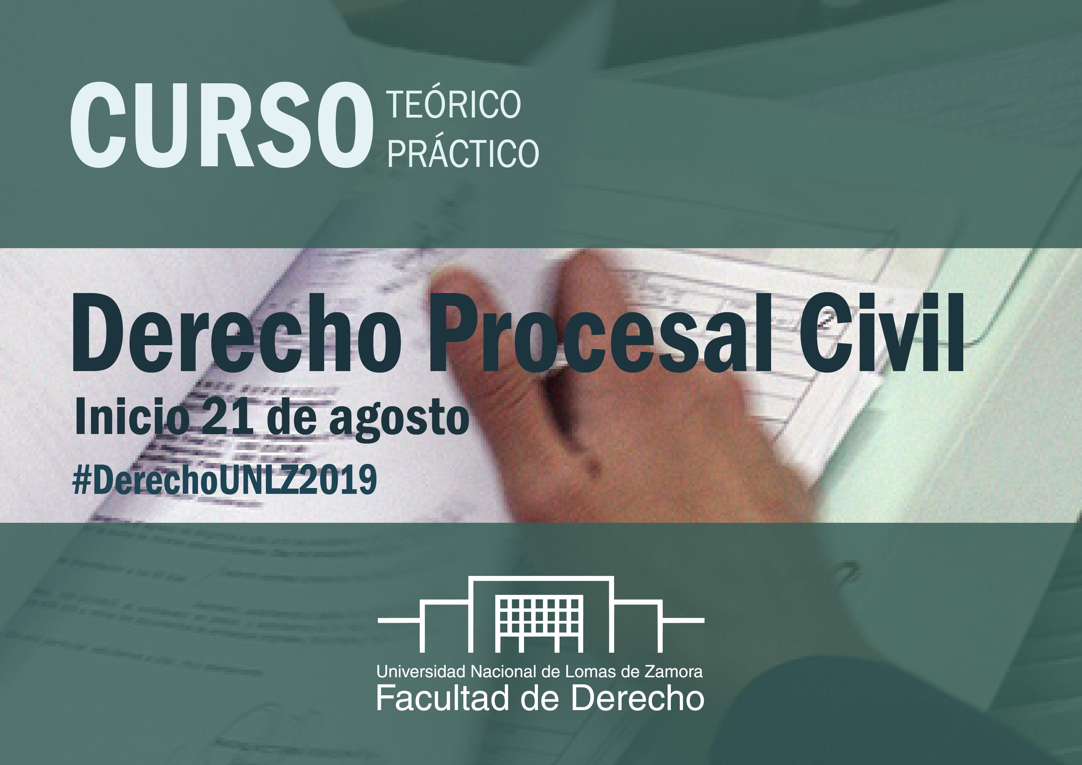Curso en Derecho Procesal Civil