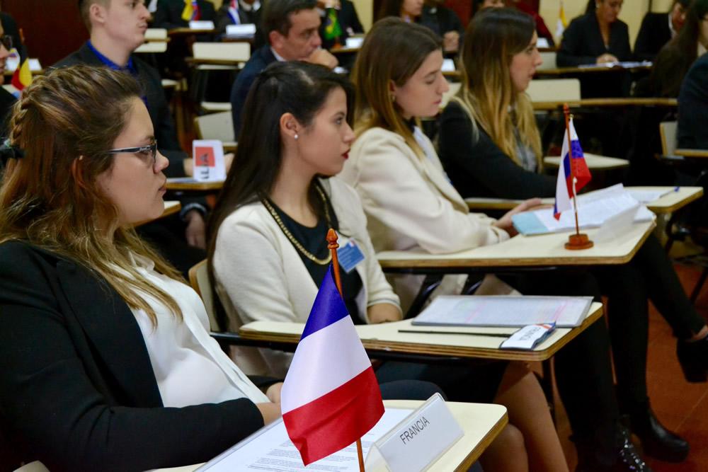Simulacro de Modelo de Sesión de Asamblea General de Naciones Unidas