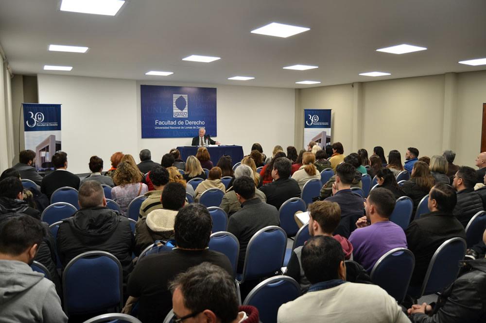 Comenzaron las Jornadas Preparatorias para las XXVI Jornadas Nacionales  de Derecho Civil