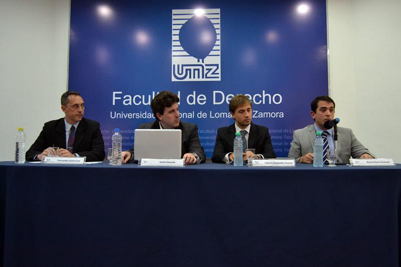 """Se realizaron las III Jornadas de Narcotráfico: """"Impacto en la República Argentina"""""""