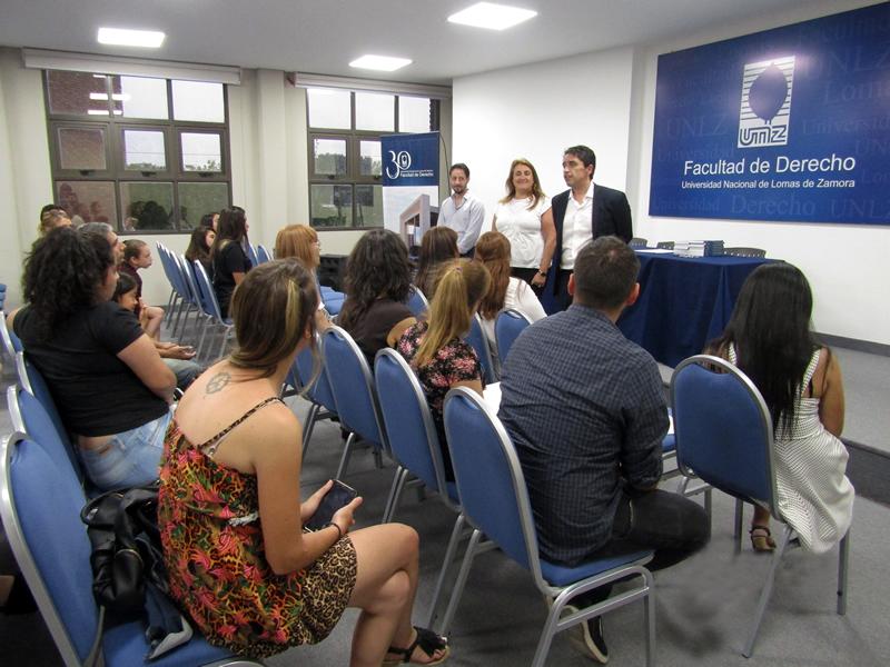 """Cierre del proyecto """"Extensionismo Jurídico Vecinal"""""""