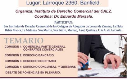 LXVII Encuentro de Institutos de Derecho Comercial de los Colegios de Abogados de la Provincia de Buenos Aires