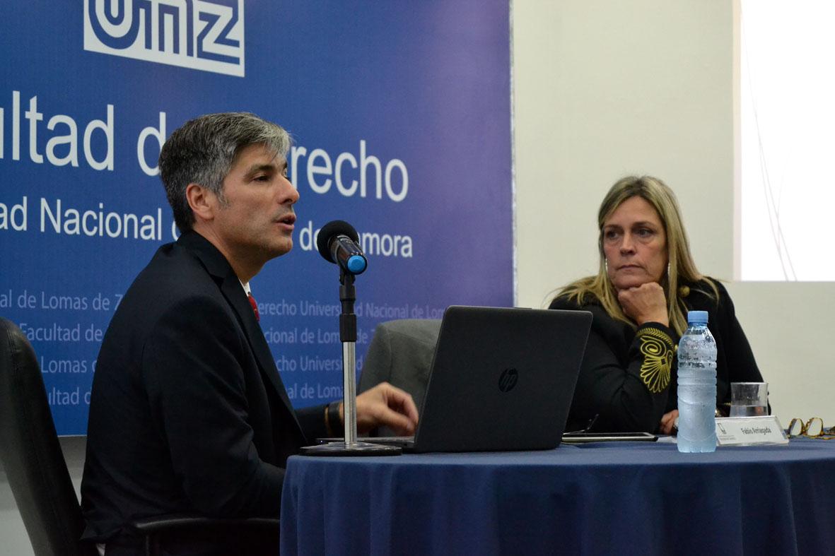 """Conferencia """"Oralidad en el Proceso Civil y Comercial: Experiencias de los Magistrados"""""""