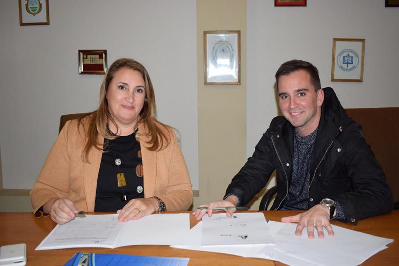 Firma de convenios marco de colaboración recíproca