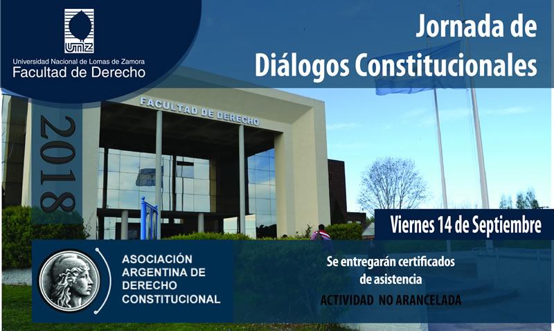 Jornada de Diálogos Constitucionales