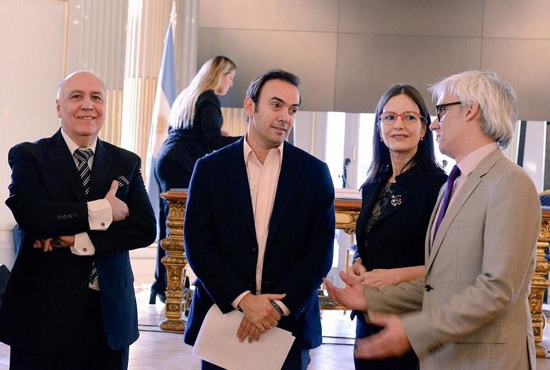 Estudiantes de nuestra Facultad en la Legislatura Porteña