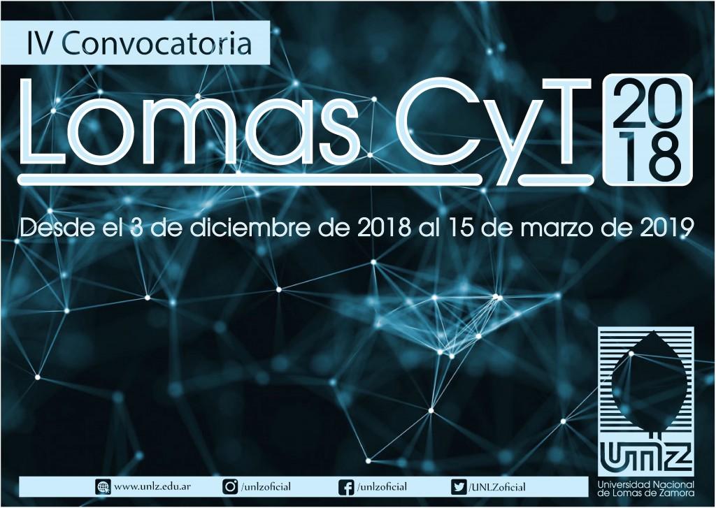 Concluyó la convocatoria para participar del  programa Lomas CyT