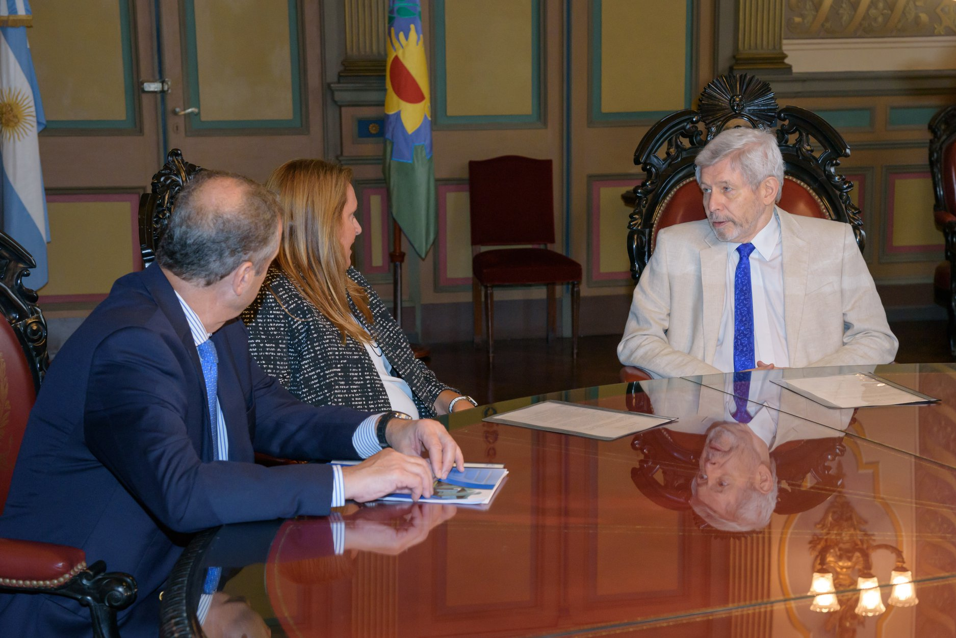 La Facultad firmó convenio con la Suprema Corte de Justicia bonaerense