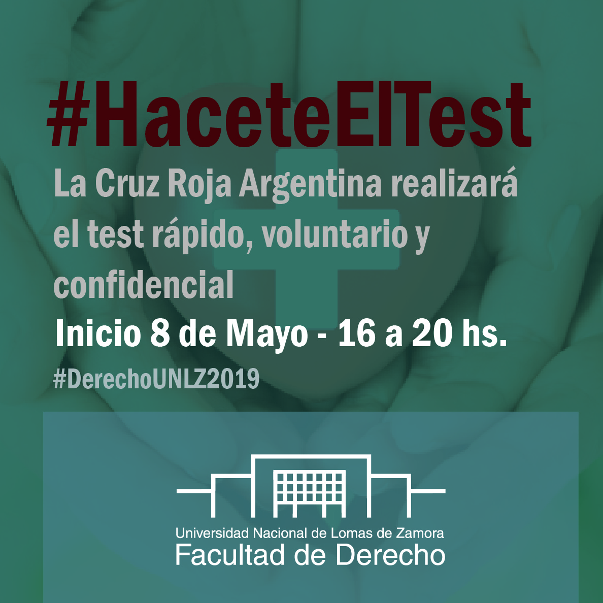 #HaceteElTest
