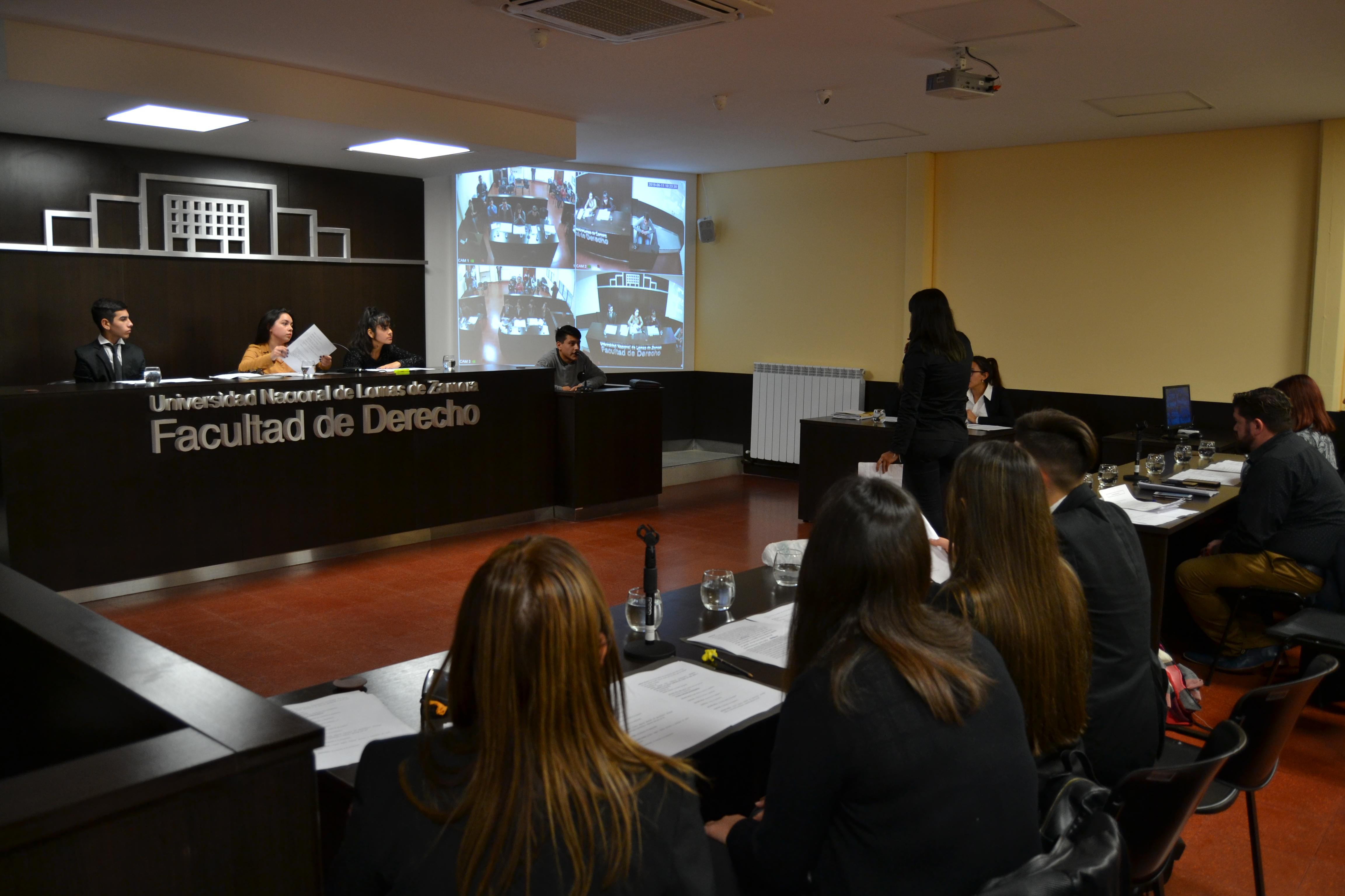 Juicio por Jurados en la Educación Secundaria