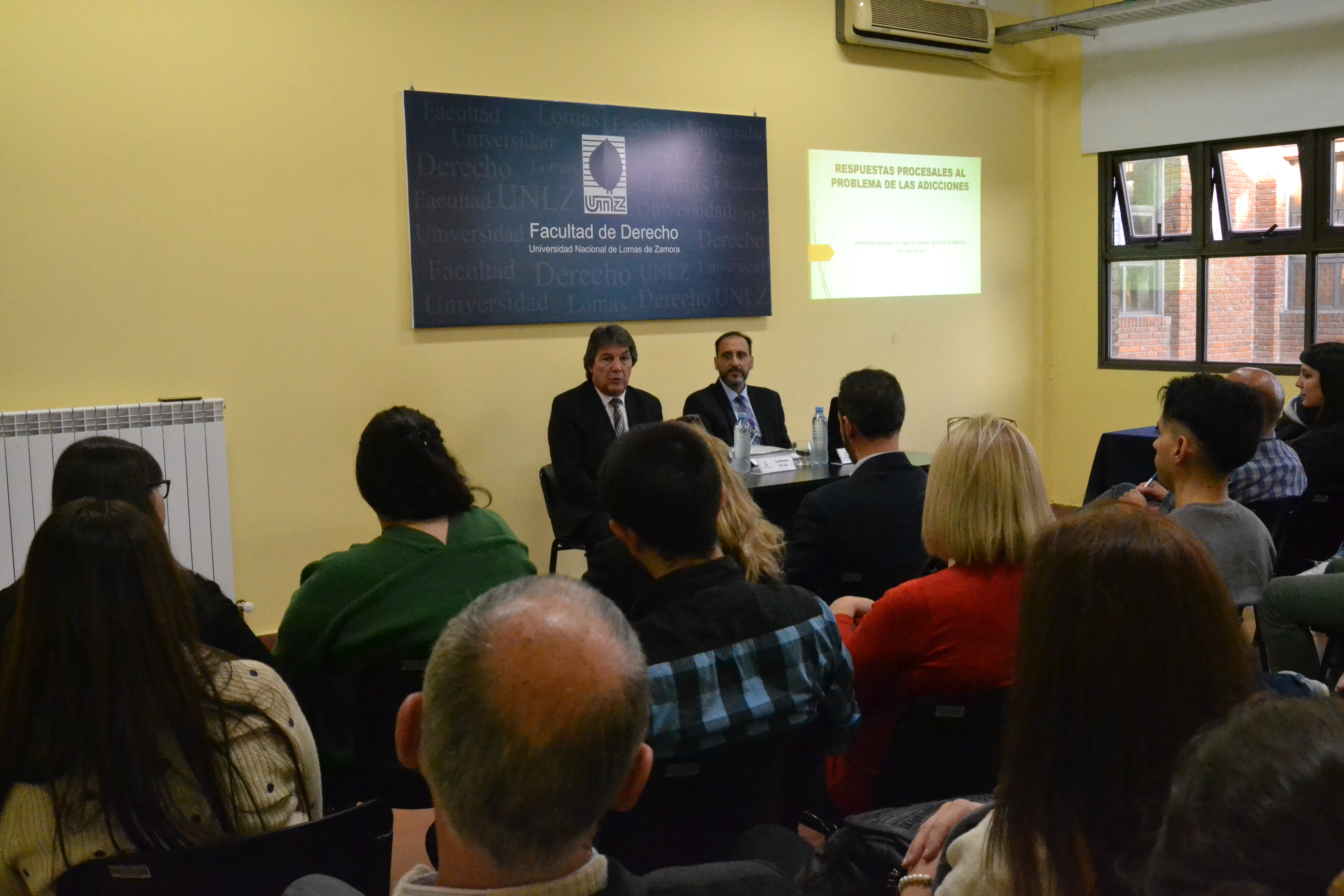 Conferencia sobre Violencia Y Adicciones
