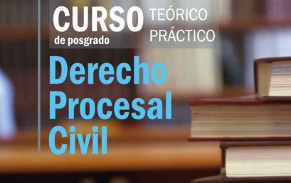 Curso Derecho Procesal Civil