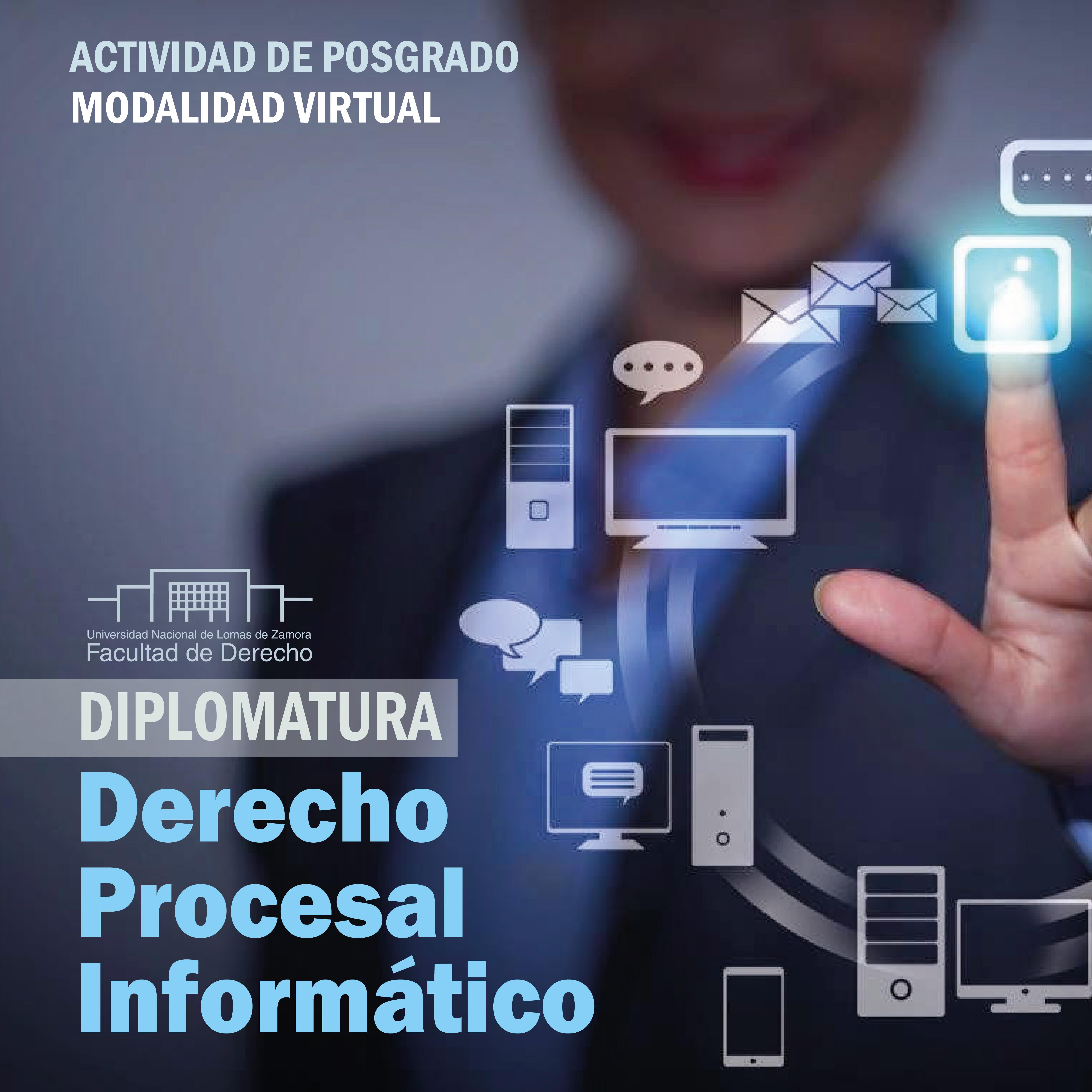 Diplomatura en Derecho Procesal Informático