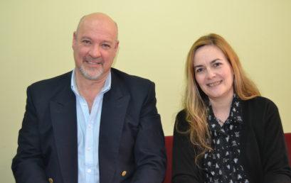 Entrevista a Laura Velasco y Edgardo Di Salvo