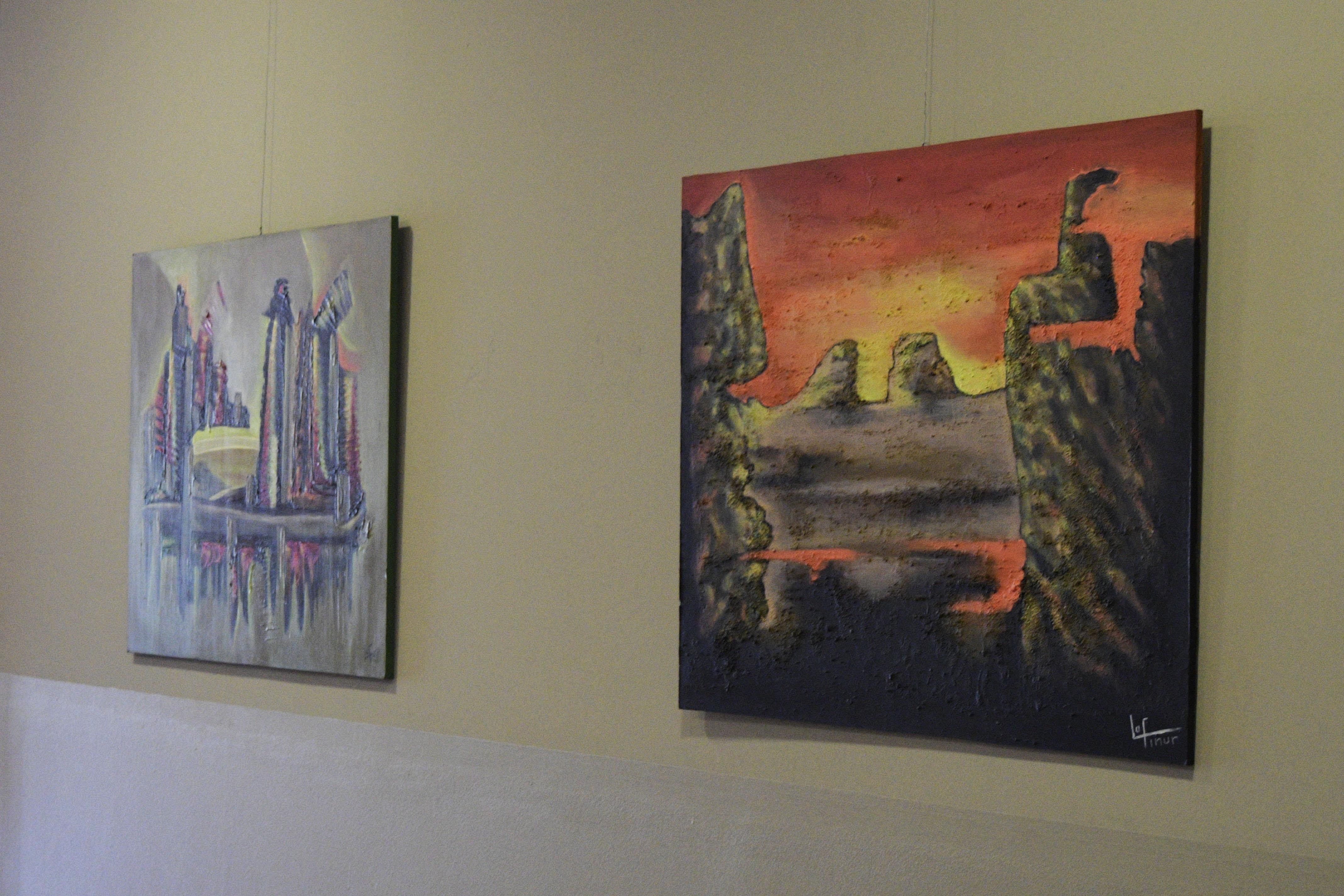 """Muestra de Arte """"Sonidos y Colores"""""""