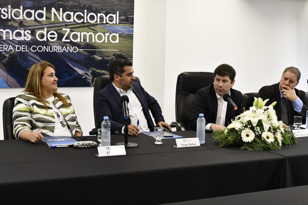 Se realizó la Reunión Plenaria del Consejo de Decanas y Decanos de Facultades de Derecho de Universidades Nacionales