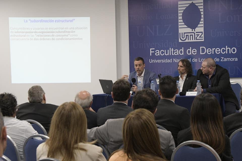 Se realizó la Jornada de Debate sobre la Reforma de la Ley de Defensa al Consumidor