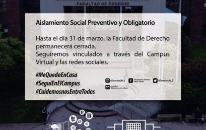 Aislamiento Social, Preventivo y Obligatorio